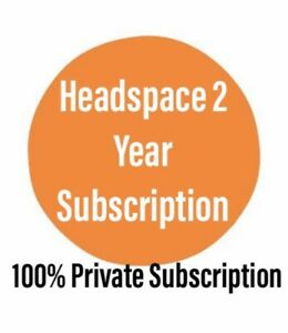 Headspace-24-Month-Subscription-Meditation-Mindfulness-App-2-Year-iPhone-Android
