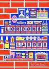 London's Larder: A Guide to the Usual & Unusual by Herb Lester Associates Ltd (Other cartographic, 2014)