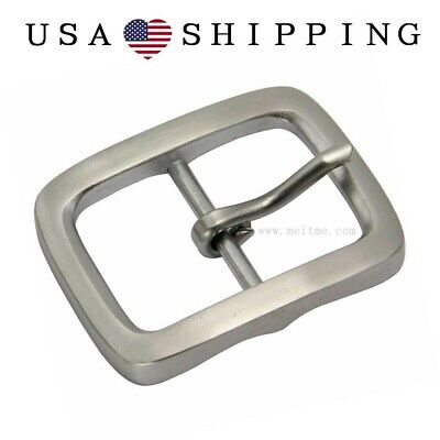 "7//8/"" Stainless Steel Belt Buckle"