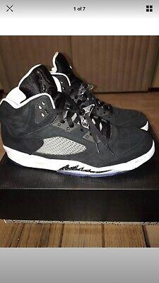 7b7e7e97b07 Nike Air Jordan Retro 5 Oreo Dead Stock. Brand New. Sz 14 | eBay