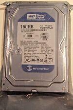 """Western Digital CaviarBlue WD1600AAJB-00J3A0 160GB 7200RPM 3.5"""" IDE/PATA HDD-NEW"""