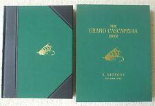 """Book - """"The Grand Cascapedia River - A History"""" - Vol.1 Signed Ed. w/Slipcase"""