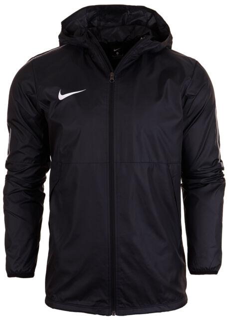Nike AA2090 010 M Herren Dry Park 18 Regenjacke Medium Schwarz