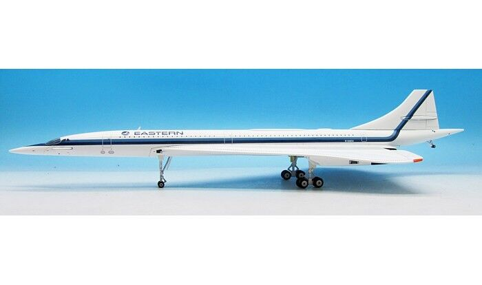 INFLIGHT 200 IFCONC0316 1 200 CONCORDE EASTERN N100EA WITH STAND - NEW RELEASE