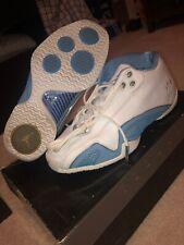 1900e99c27c5ca item 3 NIKE Air Jordan XXI 21 low White Carolina University Blue Size 9.5 -NIKE  Air Jordan XXI 21 low White Carolina University Blue Size 9.5