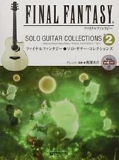 Final fantasy solo guitar collections book
