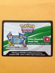 free pokemon tcg online booster pack codes