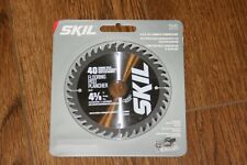 Skil 75540 4 38 X 40 Tooth Carbide Flooring Blade