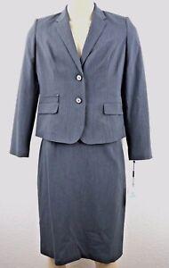 NEW-Calvin-Klein-Suits-2-Piece-Set-Women-039-s-Size-16