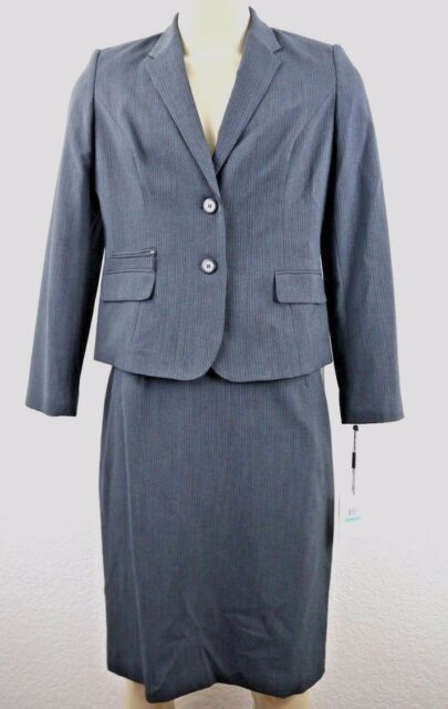 NEW Calvin Klein Suits 2 Piece Set Women's Size 16