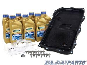Details about BMW 528i ATF Transmission Fluid Fluid Change Kit - 2011-16 -  8 Speed