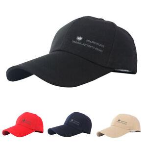 a55e0d6c Details about SUmmer Baseball Cap Low Profile PLain For Men Casquette  Outdoor Golf Sun Hat HOT