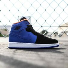 Nike Air Jordan 1 Retro High BG Girls Blue NEW Sz 5.5Y Boys Shoes (705300-426)