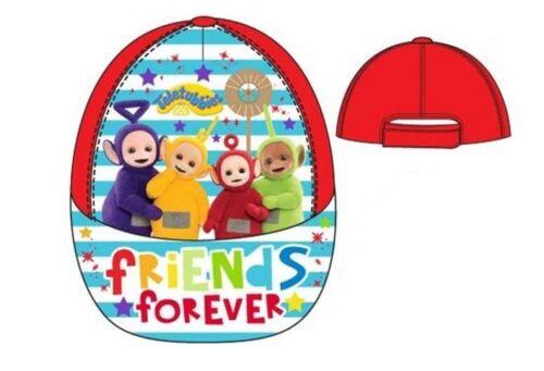 Nouveaux amis de Teletubbies Forever bébé bambin enfant casquette chapeau
