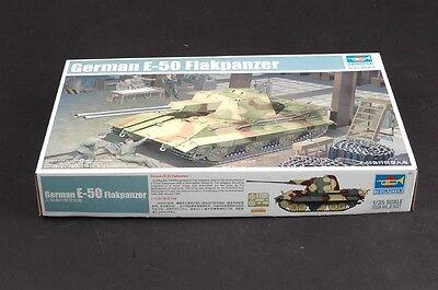 Trumpeter 1/35 01537 German E-50 Flakpanzer