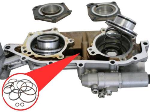 11x Dichtungen Reparatursatz für BMW Doppel Vanos Magnet Ventil M52TU M54 M56