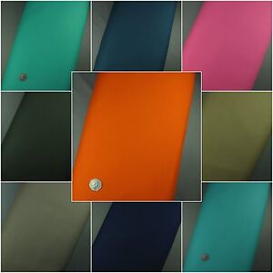 """100% COTTON CANVAS HEAVY WEIGHT Fabric 59"""" / 150cm EXTRA WIDE High Quality"""