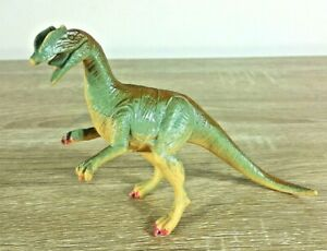 Dilophosaurus-Dinosaur-Toy-Figurine-Collectable-18-CM-Tall-Vintage-1999