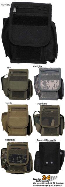 US MOLLE Gürteltasche Tasche Waistpack Holster Modular System 6 Farben