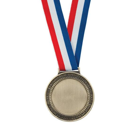 Ciclismo 60mm 3d Deportivo medal.gold PLATA BRONCE BRONCE BRONCE - Cinta Grabado Gratis & p&p 6f6616