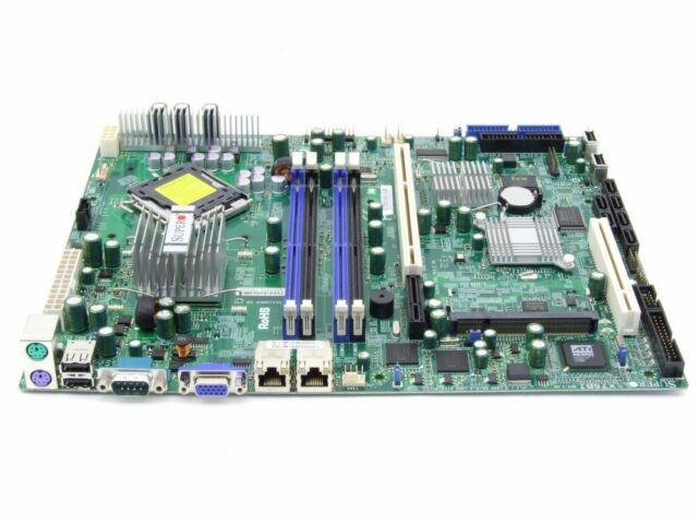 Supermicro X7SBI Intel Socket 775 ATX Xeon Server Board Motherboard DDR2
