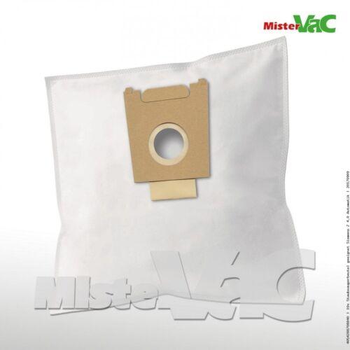 10x Staubsaugerbeutel geeignet Bosch BSG 62002//03 Logo,BSG62002//04//07