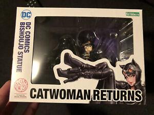 Catwoman-Returns-Bishoujo-Kotobukiya-Figure-Statue-USA-Seller