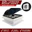 thumbnail 1 - Remote Control 12V Caravan RV Skylight Roof Vent Fan LED Lights Auto Rain Sensor