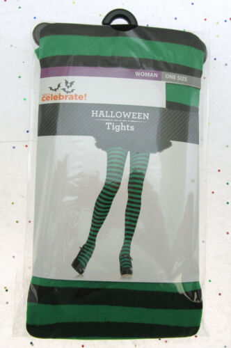 Halloween Tights ~ 4 To Choose From ~ Fishnet Spider Web Purple Green ~ One Size