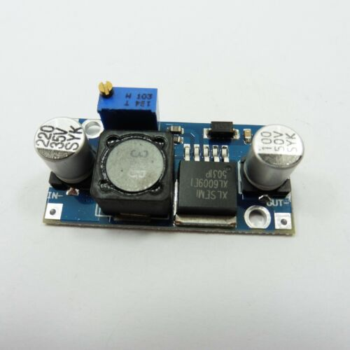 XL6009 DC-DC Step Up Adjustable Power Supply Converter LM2577 Boost Module
