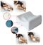 miniatura 1 - Cuscino Ortopedico per le gambe ergonomico  MEMORY COMFORT LEGS bacino schiena