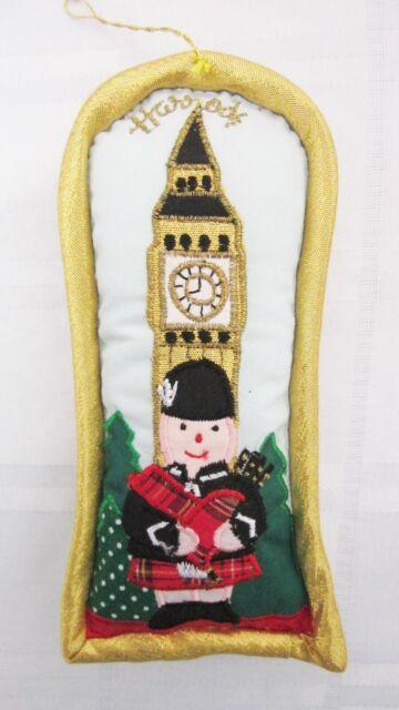 Harrods of London England UK Christmas Tree Ornament ...
