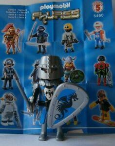Set 5460 Playmobil Ritter mit Schild /& Schwert aus Boys Serie 5