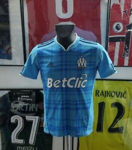 Maillot jersey maglia trikot shirt camiseta om Marseille 2010 2011 10/11 betclic