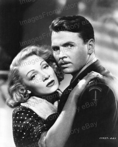 8x10 Print Marlene Dietrich John Lund Foreign Affair 1948 #1a701
