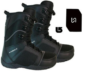 Symbolic-Ultra-Lite-Snowboard-Boots-Size-8-9-10-11-12-13-14-15-Stomp-Burton-dcal
