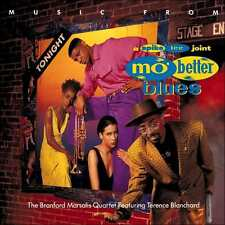BRANFORD MARSALIS : MUSIC FROM MO BETTER BLUES (CD) sealed