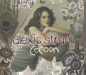 ALEXIS-STRUM-Cocoon-Sampler-2005-UK-5-track-promo-only-CD-for-UNRELEASED-album