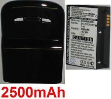 Coque + Batterie 2500mAh Pour BLACKBERRY Bold 9650, Tour 9630,BAT-17720-002 D-X1