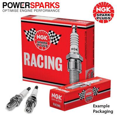 Flight Tracker R0373a-10 Ngk Racing Spark Plug Oro/platino [4940] Nuovo In Scatola!-um [4940] New In Box! It-it Mostra Il Titolo Originale Merci Di Convenienza