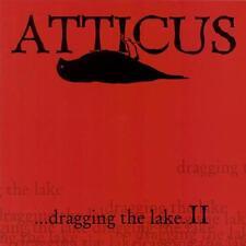 ATTICUS: DRAGGING THE LAKE.II CD: Transplants*Thrice*Rise Against*Blink-182*Bane