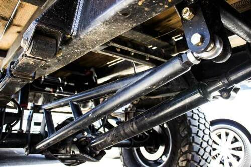 Ruffstuff Antiwrap//Traction Bar Complete Kit