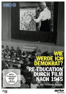 Come sarò democratico-Reifarth, Dieter 2 DVD NUOVO