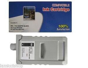 5 ink cartridge PFI-703 Fit Canon IPF 810//815//820//825