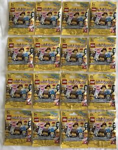 LEGO-MINIFIGURES-71007-Series-12-COMPLETE-SET-of-16-Figures-New-amp-SEALED