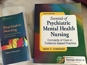 Essentials Of Psychiatric Mental Health Nursing 6th Ed And