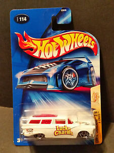 2004 Hot Wheels ~CEREAL CRUNCHERS~ 8 Crate 2//5