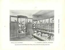 1923 Premises Austin Reed Leeds Clothing Department And First Floor Waiting Room Ebay