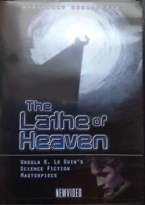 The-Lathe-of-Heaven-DVD-2000-Bruce-Davison-Peyton-E-Park-RARE-FACTORY-SEALED