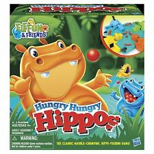 Hungry Hungry Hippos, New, Free Shipping